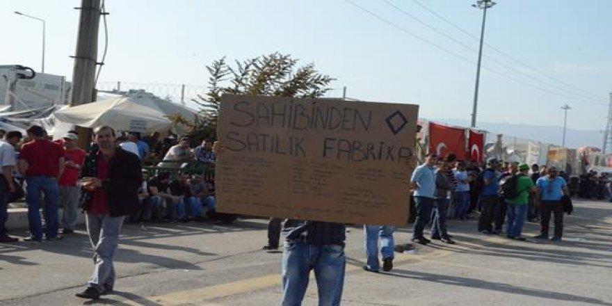 Renault işçilerinin grevi devam ediyor