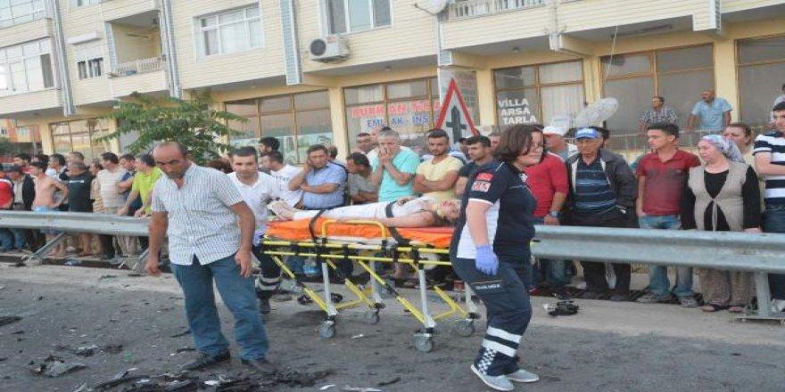 Katliam gibi kaza: 3 ölü, 9 yaralı