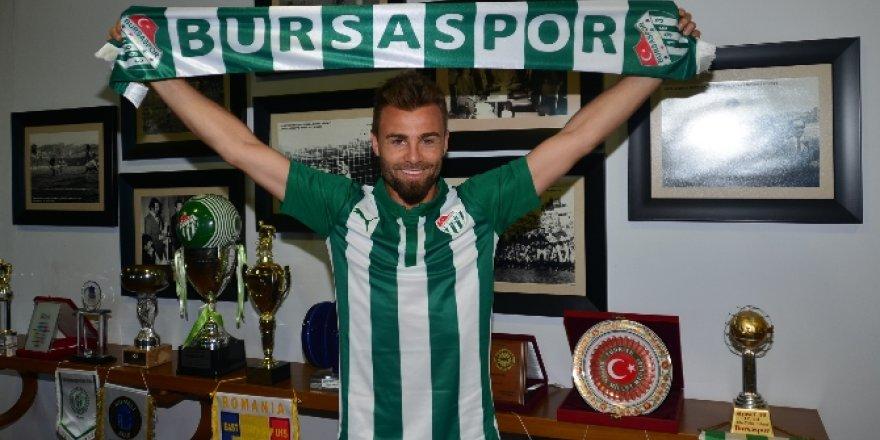 Bursaspor Sivok ve Erdem ile sözleşme imzaladı