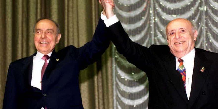 9. Cumhurbaşkanı Demirel, dünya liderleriyle