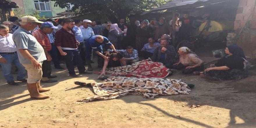 Bursa'da komşu katliamı: 3 ölü