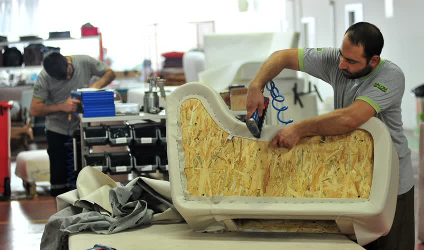 İnegöl'de üretiliyor 150 ülkeye ihraç ediliyor 1