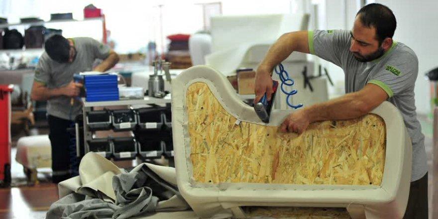 İnegöl'de üretiliyor 150 ülkeye ihraç ediliyor