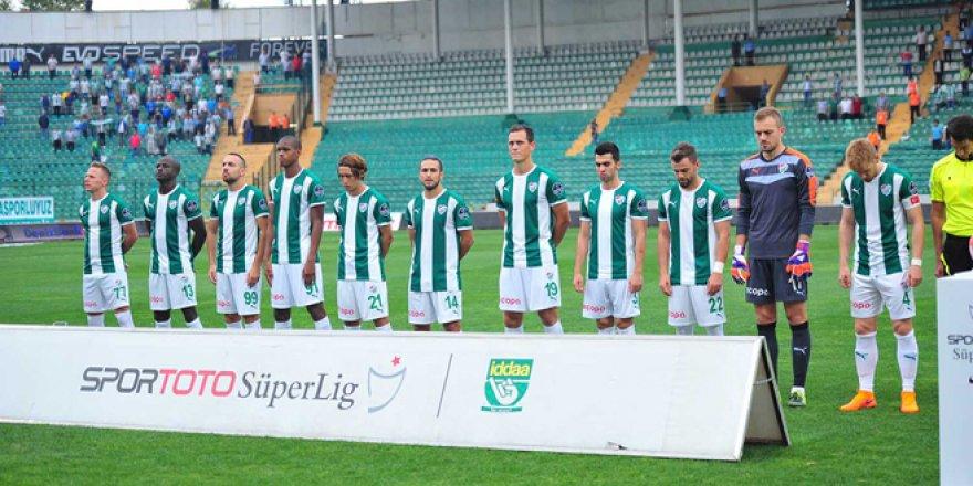 Bursaspor-Gençlerbirliği