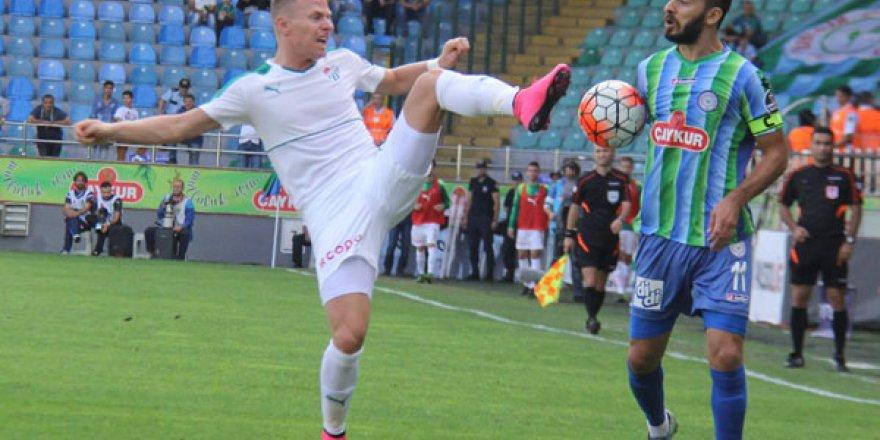 Çaykur Rizespor Bursaspor