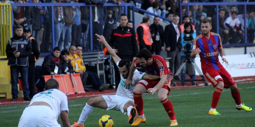 K. Karabükspor:3-2:Bursaspor
