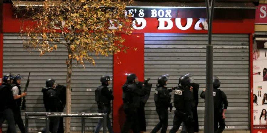 Paris'te IŞİD operasyonu