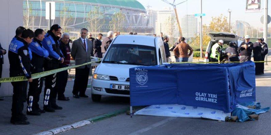 Acemler'de trafik kazası: 1 polis hayatını kaybetti