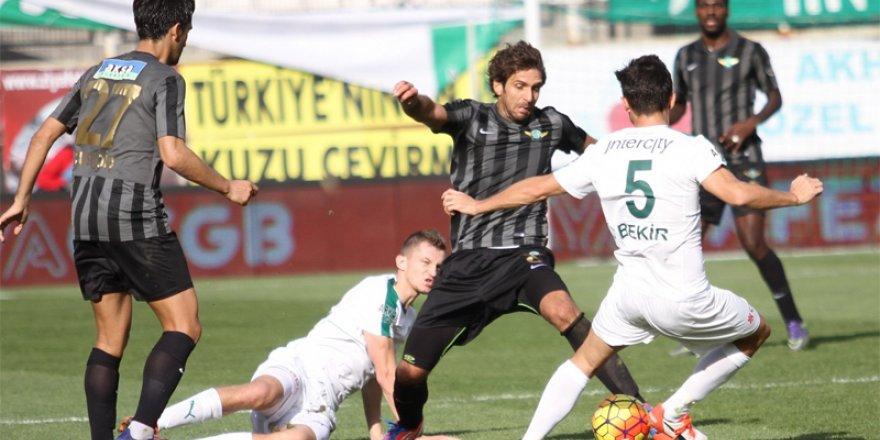 Akhisar Bld - Bursaspor