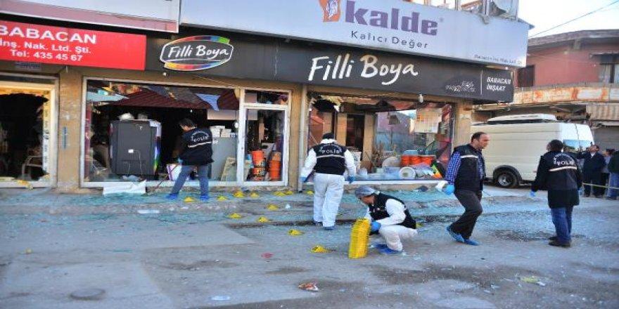 Adana'da polis merkezine terör saldırısı!