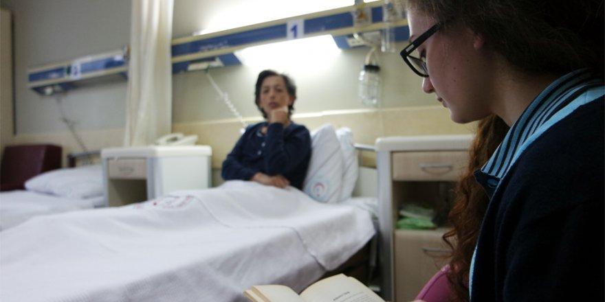 Sağlığın kıymetini hastalarla vakit geçirerek anlıyorlar