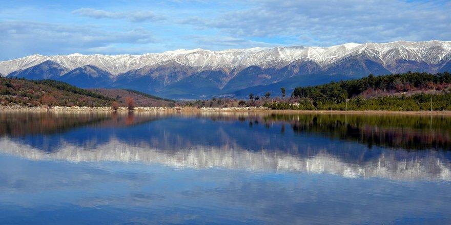 Marmara'nın 'Uzun Gölü' turistlerin yeni gözdesi olacak