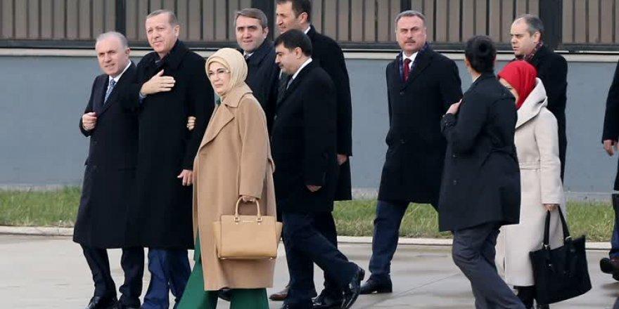 Cumhurbaşkanı Erdoğan, Bursa'da