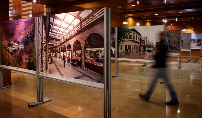 'Bursa Ulu Şehir' fotoğraf sergisi açıldı 1