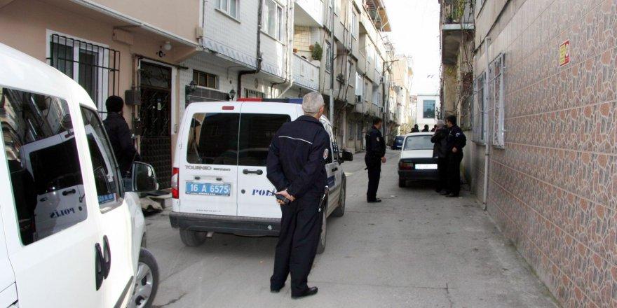 Bursa'da pompalı dehşeti: 3 polis yaralı