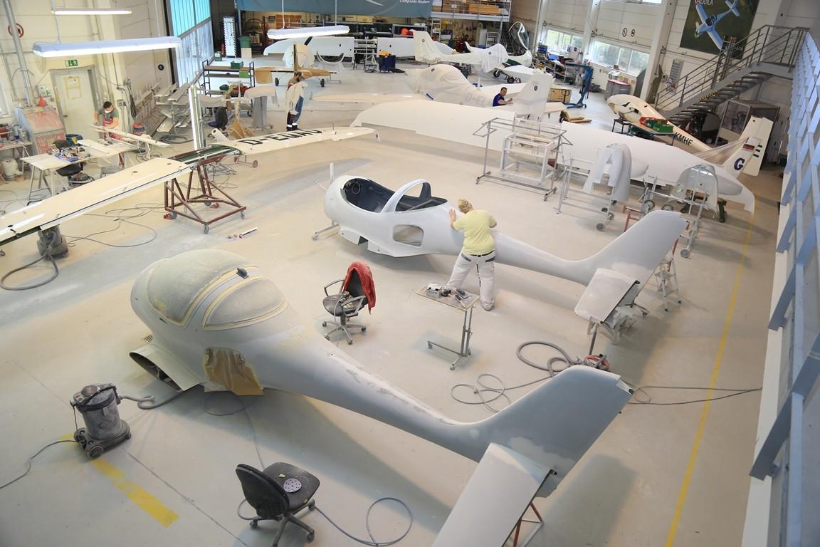 Bursa'da uçak üretimi başlıyor 1