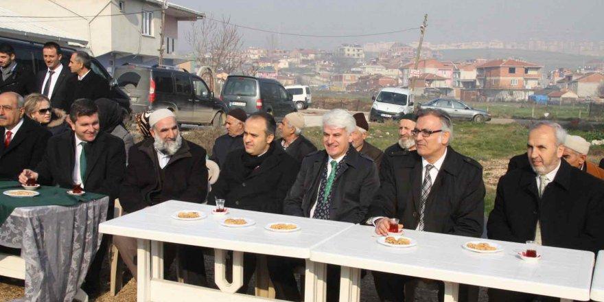 İnegöl'e Kur'an Kursu ve imam evi