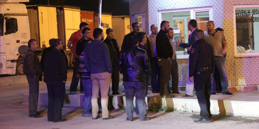 Bursa'da gübre fabrikasında sızıntı!