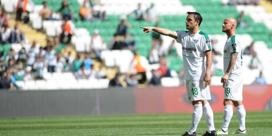 Bursaspor 1-1 Torku Konyaspor