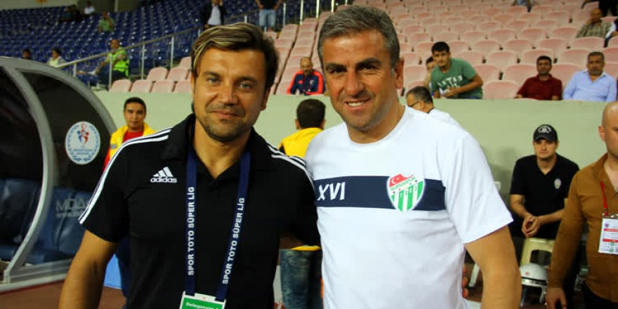 Mersin İdmanyurdu - Bursaspor