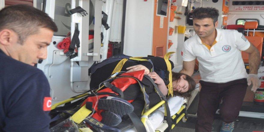 Bursa'da yolcu otobüsü TIR'la çarpıştı: 7 yaralı
