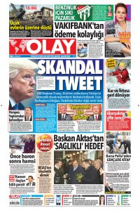 Olay Gazetesi