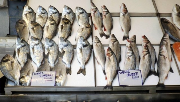 Kurban eti balık satışını etkilemedi