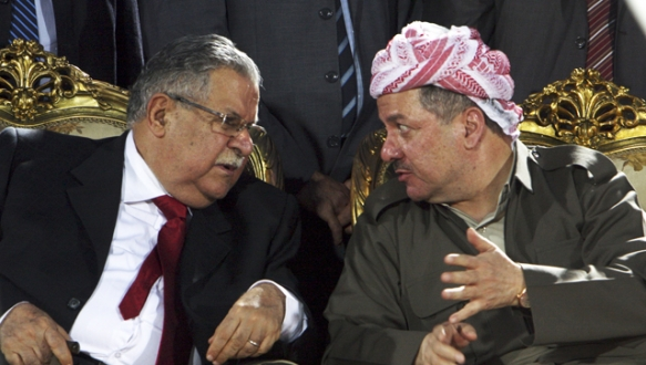 Barzani ve Talabani`ye büyük ihanet