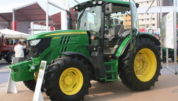 450 bin liraya traktör
