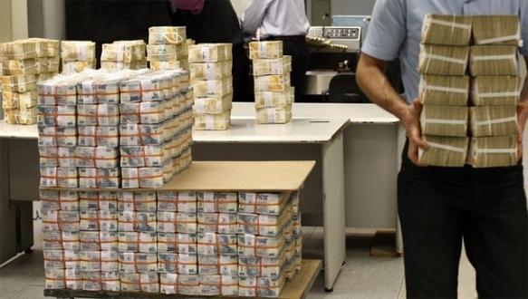 Bütçe eylülde 9,2 milyar lira açık verdi
