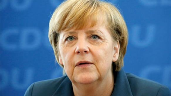 IŞİD'den Merkel'e tehdit