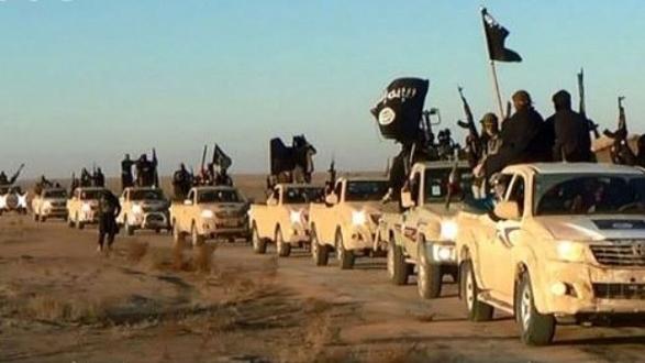 IŞİD 'geri çekiliyor'