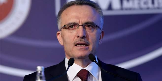 Bakan Ağbal'dan 'bankacılık sistemi' açıklaması