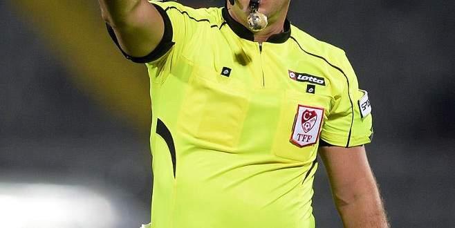 Bursaspor - Trabzonspor maçının hakemi belli oldu