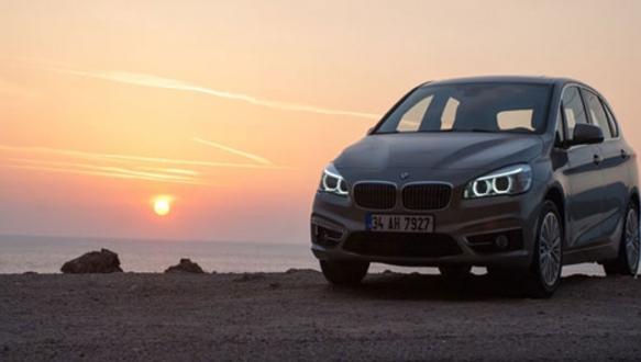 Önden çekişli sürüş çevikliğine sahip ilk BMW