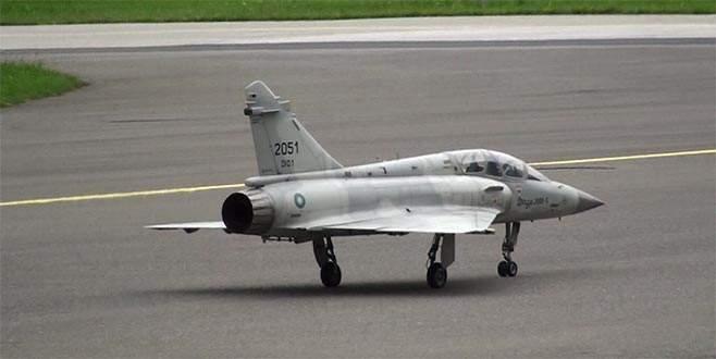 Tayvan'a ait savaş uçağı kayboldu