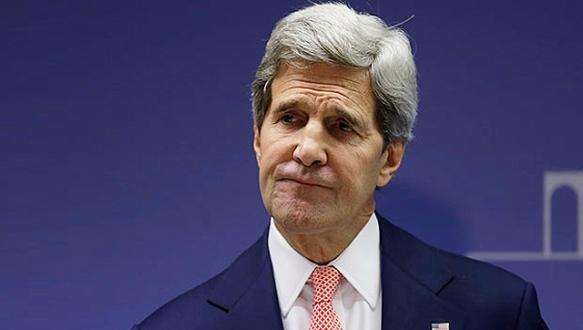 Kerry`den flaş Türkiye açıklaması