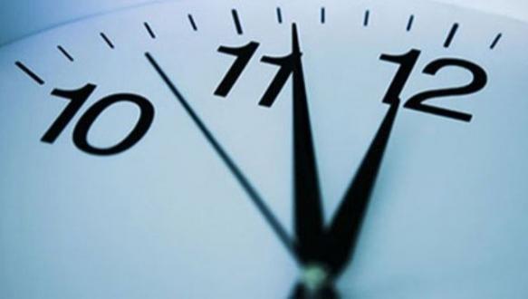 `Yaz saati` pazar günü sona erecek