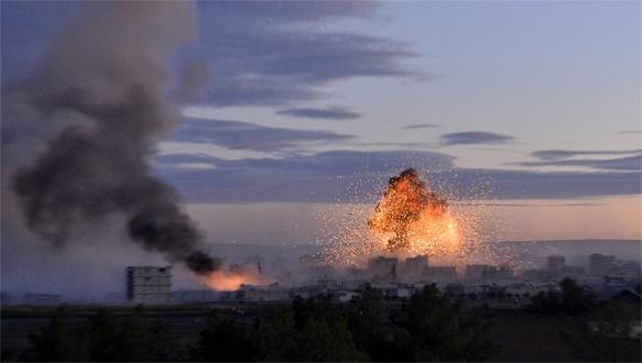 IŞİD`den intihar saldırısı: 20 ölü