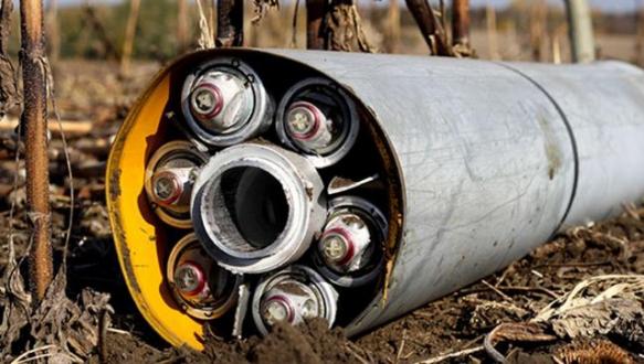 Ukrayna`ya misket bombası suçlaması