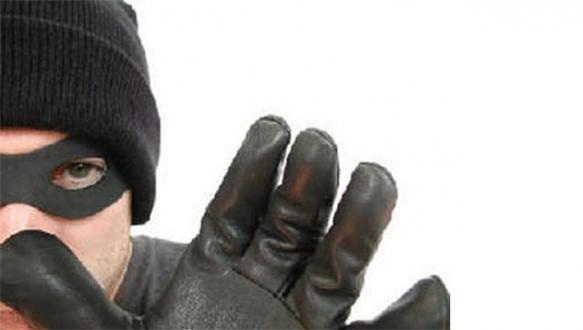 Ses sistemi çalan hırsız tutuklandı