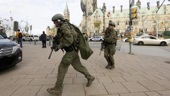 Kanada`da silahlı saldırı