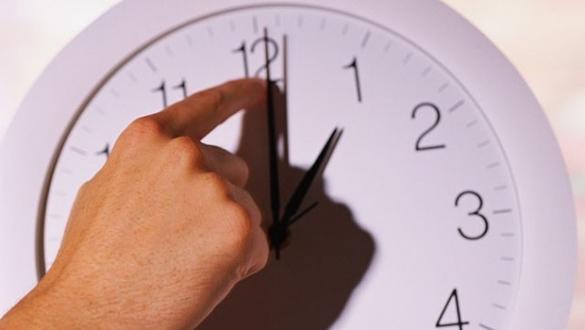 `Yaz saati`ne veda hazırlığı