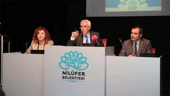 Nilüfer'in bütçesi 302 milyon TL