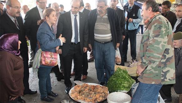 Belediyeden 'mantar' denetimi