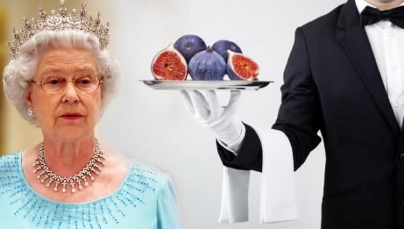 Bursa`dan kraliçeye siyah incir teşekkürü
