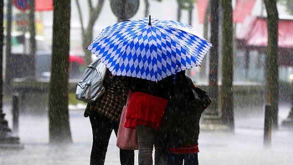 Bursa`ya kuvvetli yağış uyarısı
