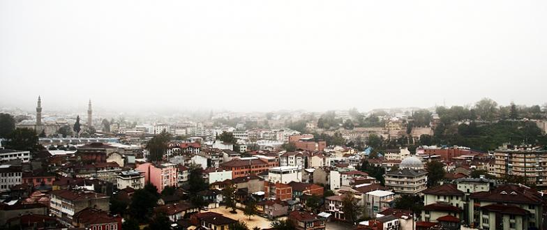 Bursa`yı sis kapladı, deniz seferleri iptal!
