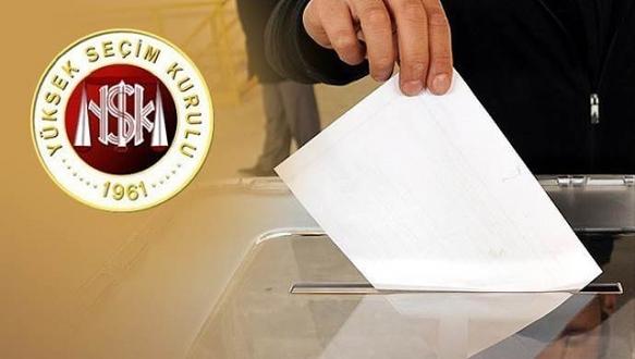 Genel seçimler için ilk karar