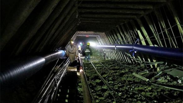 Maden şirketinden açıklama: Doğal bir afet!..